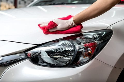 Caring for Your Car's New Paint after a Repair